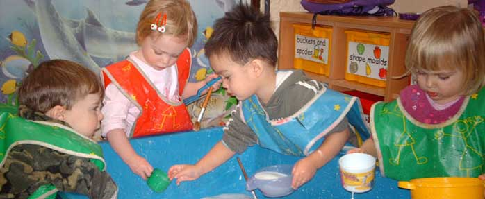 Affordable Day Nursery Aylesbury