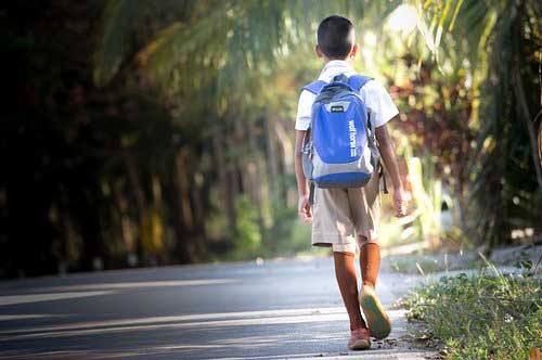 child ready school