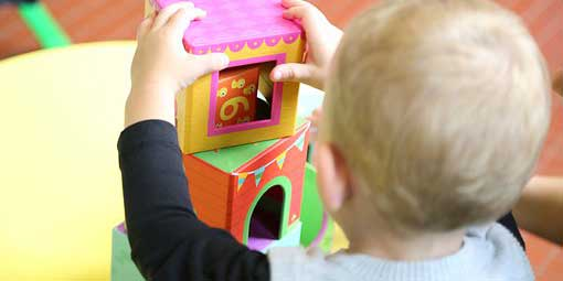 child would learn at day care