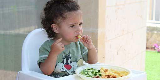 lunch for preschooler